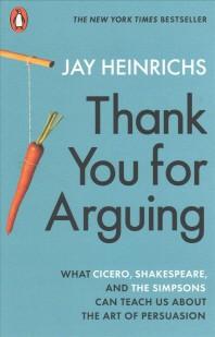 [해외]Thank You for Arguing