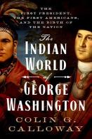 [해외]The Indian World of George Washington (Hardcover)