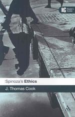 [해외]Epz Spinoza's 'ethics' (Paperback)