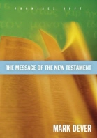 [해외]The Message of the New Testament (Hardcover)