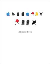 알파벳 북(Alphabet Book) 맨앞페이지에 증정도장 찍힘