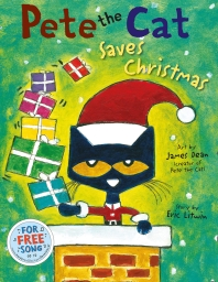 [해외]Pete the Cat Saves Christmas