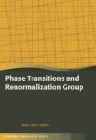 [해외]Phase Transitions and Renormalization Group