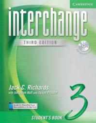 INTERCHANGE. 3(STUDENT S BOOK)(THIRD EDITION)(CD1장포함)