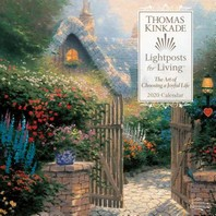 [해외]Thomas Kinkade Lightposts for Living 2020 Wall Calendar