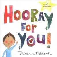 [해외]Hooray for You! (Hardcover)