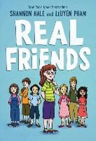 [해외]Real Friends (Hardcover)
