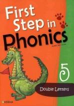 FIRST STEP IN PHONICS. 5(MP3CD1장포함)