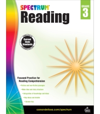 Spectrum Reading Grade. 3