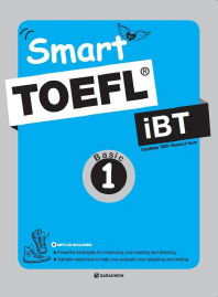 TOEFL iBT Basic. 1(Smart)(CD1장포함)