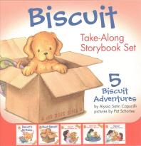 [해외]Biscuit Take-Along Storybook Set
