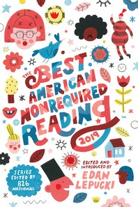 [해외]The Best American Nonrequired Reading 2019