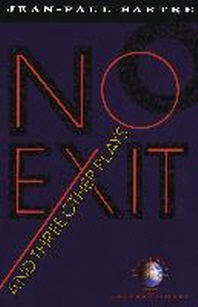[해외]No Exit and Three Other Plays