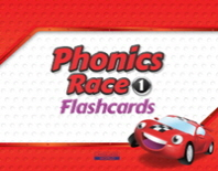 Phonics Race. 1(Flashcards)