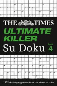 [해외]The Times Ultimate Killer Su Doku Book 4 (Paperback)