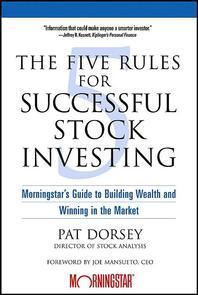 [해외]The Five Rules for Successful Stock Investing (Paperback)