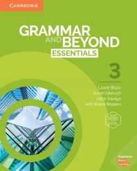 [해외]Grammar and Beyond Essentials Level 3 Student's Book with Online Workbook