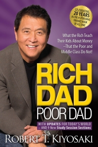 [해외]Rich Dad Poor Dad (Paperback)