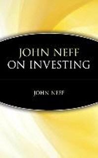 [해외]John Neff on Investing (Hardcover)