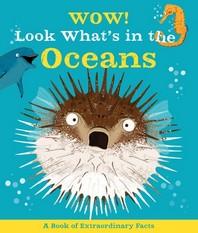 [해외]Wow! Look What's in the Oceans (Hardcover)