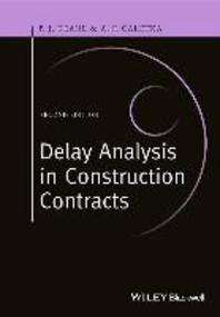 [해외]Delay Analysis in Construction Contracts