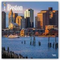 [해외]2018 Boston Wall Calendar
