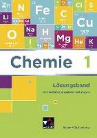 Chemie Baden-Wuerttemberg Lehrerband 1 mit GFB