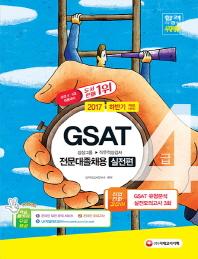 GSAT 삼성그룹 직무적성검사 4급 전문대졸 채용: 실전편(2017 하반기 채용 대비)