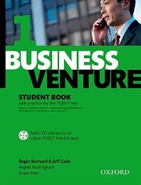 BUSINESS VENTURE. 1(STUDENT BOOK)(CD1장포함)