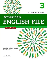 American English File 3 SB with Online Practice