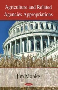 Agriculture and Related Agencies Appropriations