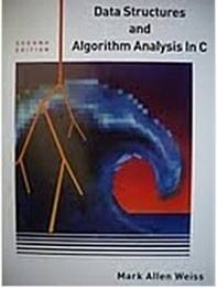 Data Structures and Algorithm Analysis in C  2/E  (Pearson Reprint)