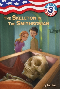 SKELETON IN THE SMITHSONIAN