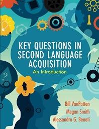 [해외]Key Questions in Second Language Acquisition