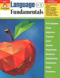 Language Fundamentals Grade. 1