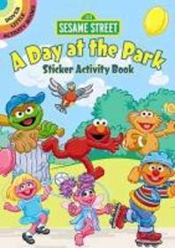 [해외]Sesame Street A Day at the Park Sticker Activity Book [With Sticker(s)]