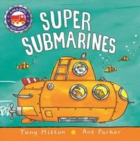 [해외]Super Submarines (Board Books)