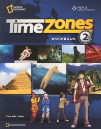 Time Jones. 2 Workbook