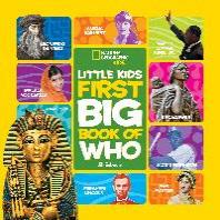 [해외]National Geographic Little Kids First Big Book of Who