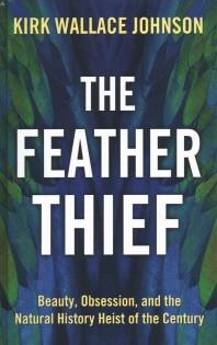 [해외]The Feather Thief (Library Binding)