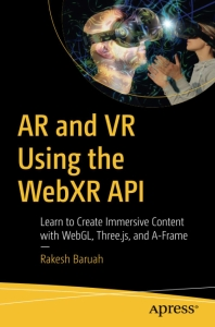 [해외]AR and VR Using the Webxr API
