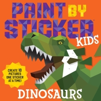 [해외]Paint by Sticker Kids