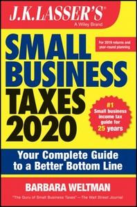 [해외]J.K. Lasser's Small Business Taxes