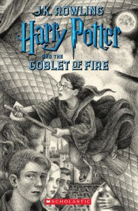 Harry Potter and the Goblet of Fire (Anniversary) ( Harry Potter #4 )