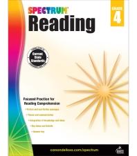 Spectrum Reading Grade. 4