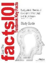 Studyguide for Theories of Development Psychology by Miller, Patricia A., ISBN 9780716728467