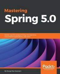 [보유]Mastering Spring 5.0