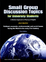 Small Group Discussion Topics for University Students(3판)(개정판)(3판)