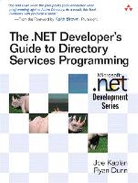 The .Net Developer's Guide to Directory Services Programming