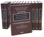 Blackwell Encyclopedia Of Management 12 Volume Set
